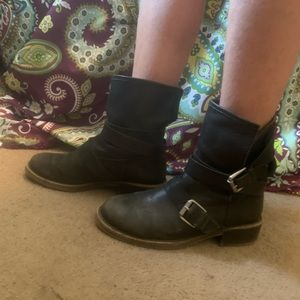 Lucky brand boots size 6.5